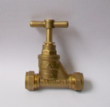 Brass 15mm Standard Compression Stop Cock - 07001590
